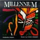 millennium - tribal wisdom and the modern world - hans zimmer CD 1992 narada used mint