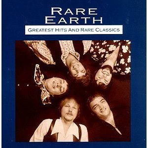 rare earth - greatest hits and rare classics CD 1991 motown used mint