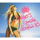 clubber's guide ibiza '05 CD 2-discs 2005 ministry of sound EU used mint