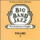 big band jazz from the beginnings to the fifties volume I CD 1983 RCA smithsonian used mint