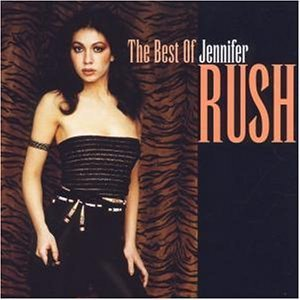 jennifer rush - best of jennifer rush CD 1999 sony germany super bit used mint
