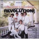 paul revere & the raiders featuring mark lindsay - revolution CD 1996 sundazed sony mint