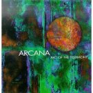 arcana - arc of the testimony CD 1997 island axiom used mint barcode punched