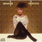 pat benatar - get nervous CD 1984 chrysalis used mint