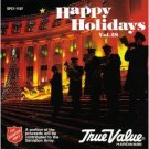 true value happy holidays vol. 28 - various artists CD 1993 RCA used mint