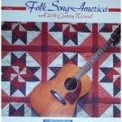 folk song america a 20th century revival smithsonian collection CD 4-disc boxset 1991 sony used