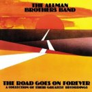 allman brothers band - road goes on forever CD 2-discs 2001 mercury island BMG Direct used mint
