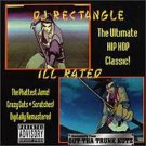 DJ rectangle - ill rated CD 1999 out tha trunk kutz k-tel used mint