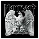manowar - battle hymns CD 2001 metal blade EMI used mint
