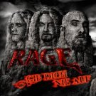 rage - gib dich nie auf CD EP 2009 nuclear blast germany 6 tracks used mint
