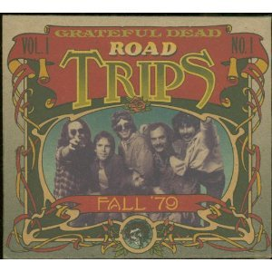 grateful dead - road trips fall '79 HDCD 2-discs 2007 grateful read productions used mint