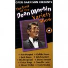 best of dean martin variety show VHS 2002 guthy-renker 60 minutes used mint
