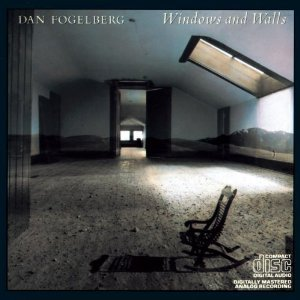 dan fogelberg - windows and walls CD 1984 CBS epic used mint