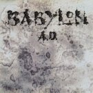 babylon AD - self-titled CD 1989 arista used mint