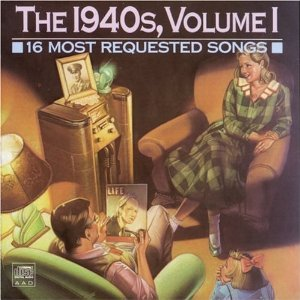 1940s volume 1 - 16 most requested songs CD 1989 CBS used mint