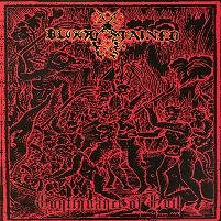 bloodstained dusk - continuance of evil CD black flame records new factory sealed