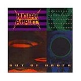 nuclear assault - out of order CD 1991 I.R.S. combat used