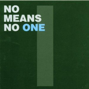 no means no - one CD 2000 alternative tentacles records used mint