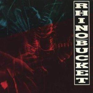 rhino bucket - rhino bucket CD 1990 reprise warner used mint