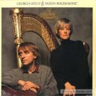 georgia kelly & dusan bogdanovic - a journey home CD 1989 CBS global pacific used mint