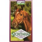 life & times of secretariat an american racing legend VHS 1993 ESPN used near mint