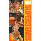 NBA superstars VHS 1990 CBS fox used near mint
