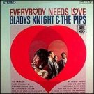 gladys knight and the pips - everybody needs love CD 1969 1992 motown used mint
