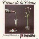 creme de la creme - various artists CD-CRM 1984 sheffield lab japan used mint
