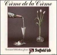 creme de la creme - various artists CD-CRM 1984 sheffield lab japan used mint