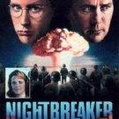 nightbreaker - Martin Sheen, Emilio Estevez, Lea Thompson VHS 1989 turner symphony used VG