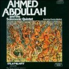 ahmed abdullah and the solomonic quintet featuring charles moffett LP silkheart used