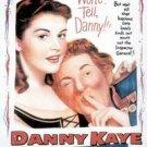 inspector general - Danny Kaye, Walter Slezak, Barbara Bates DVD 2001 madacy used mint