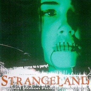 strangeland - original motion picture soundtrack CD 1998 TVT new factory sealed