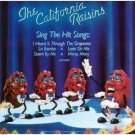 california raisins sing the hit songs CD 1987 priority used mint