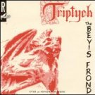 bevis frond - triptych CD 1988 reckless 15 tracks used mint