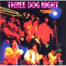 three dog night - one CD 1988 MCA made in japan used mint
