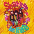 shonen knife - let's knife CD 1992 virgin used mint