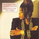 vanessa bell armstrong - something on the inside CD 1993 jive zomba used mint