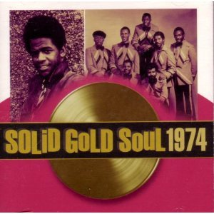 solid gold soul 1974 - various artists CD 1996 polygram time life used mint