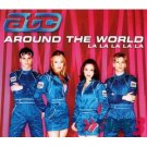 atc - around the world / la la la la la CD single 2000 BMG berlin used