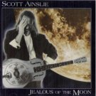 scott ainslie - jealous of the moon CD 1995 cattail music used mint