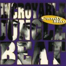 incroyable jungle beat - candy bar CD 1995 IJB adami made in france 10 tracks used mint