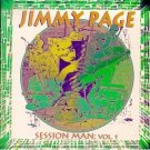 jimmy page - session man volume 1 CD 1990 archive international productions AIP used mint