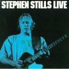 stephen stills - live Cd 1975 1992 atlantic used mint
