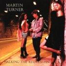 martin turner - walking the reeperbahn CD 1999 blueprint used mint