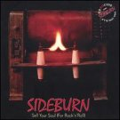 sideburn - sell your soul for rock'n' roll CD 1997 ariola bmg used mint