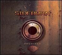 sideburn - archives CD 2005 muve used mint