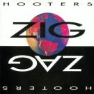 hooters - zig zag CD 1989 CBS sony used mint