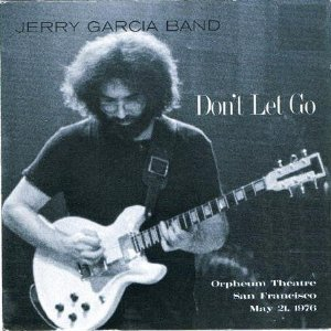 jerry garcia band - don't let it go CD 2-discs 1976 2001 arista used mint