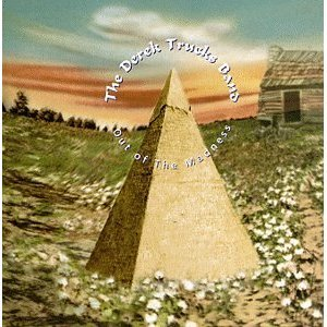derek trucks band - out of the madness CD 1998 house of blues used mint